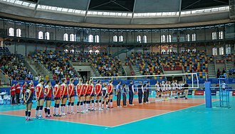 Volleyball at the 2018 Mediterranean Games - Volleyball Women´s Final at the 2018 Mediterranean Games