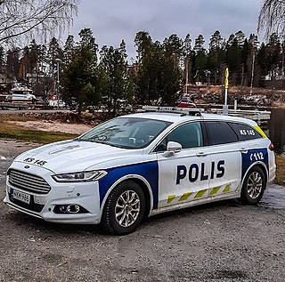 Police of Finland The national law enforcement agency of Finland.
