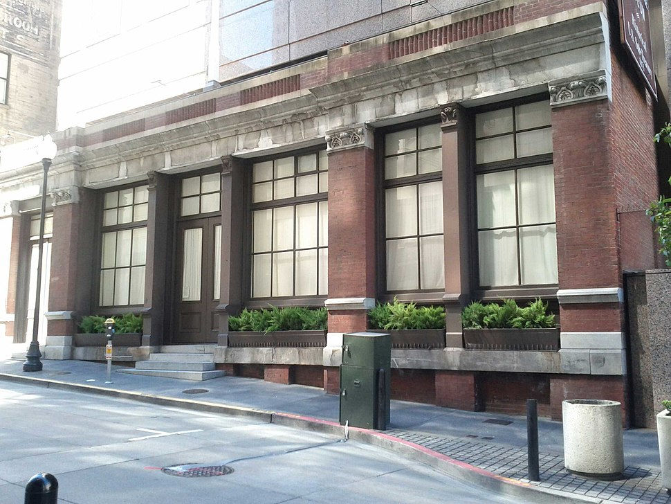 First San Francisco Mint building (taken on 27Aug2012 13hrs48mins14secs)