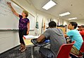 First day of fall 2015 classes as Locust Grove Campus (20719873915).jpg