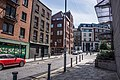 Fishamble Street is a street in Dublin within the old city walls. - panoramio (3).jpg
