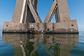 Fishermen pile Bridge over Lake Maracaibo.jpg