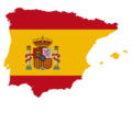 Flag map of Greater Spain.png