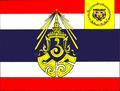 Flag of the Bangkok Tiger Corps Regiment.png