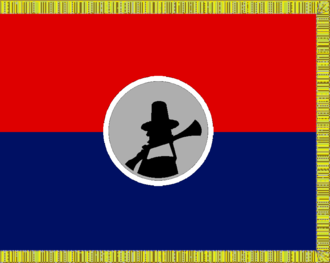 94th Infantry Division (United States) - 94th Division distinguishing flag, 1923–1942