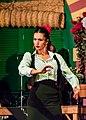 Flamenco en el Palacio Andaluz, Sevilla, España, 2015-12-06, DD 08.JPG