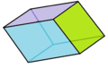 Flat golden rhombohedron.png