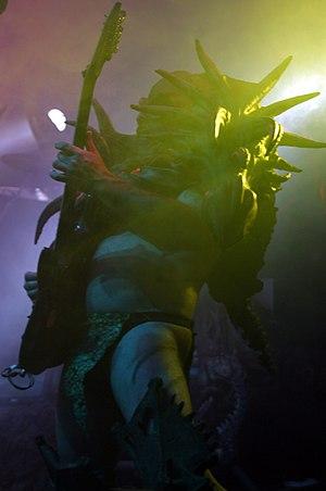Flattus Maximus - Flattus Maximus live on stage