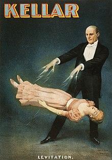 Levitation (illusion) - Wikipedia