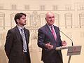 Flickr - Convergència Democràtica de Catalunya - Oriol Pujol i Duran i Lleida. RdP cimera pacte fiscal.jpg