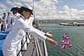 Flickr - Official U.S. Navy Imagery - Sailors remember WWII battle. (1).jpg