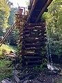 Flume, Mingus Mill, Great Smoky Mountains National Park, Smokemont, NC (49112940762).jpg
