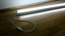 File:Fluorescent-lamp-electronic-ballast.webm
