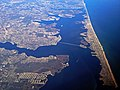 Flying over Barnegat Bay, New Jersey enroute to Bermuda - panoramio.jpg