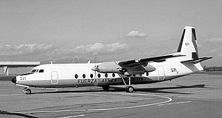 Uruguayan Air Force Flight 571 Aviation accident