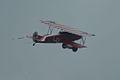 Fokker DVII Ernst Udet Flyby 02 ThruDirtyWindow Dawn Patrol NMUSAF 26Sept09 (14599281632).jpg
