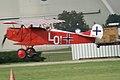 Fokker DVII Ernst Udet Takeoff 01 Dawn Patrol NMUSAF 26Sept09 (14597961924).jpg