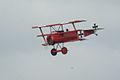 Fokker Dr.I Manfred Richthofen Last Pass 02 Dawn Patrol NMUSAF 26Sept09 (14413497597).jpg