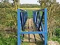 Footbridge across the Great Stour - geograph.org.uk - 794969.jpg