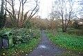 Footbridge across the River Len - geograph.org.uk - 1610560.jpg