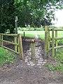 Footpath, Alton Barnes - geograph.org.uk - 1428648.jpg