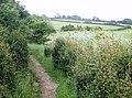 Footpath to Bembridge Mill - geograph.org.uk - 484579.jpg