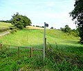 Footpath to Upper Tump - geograph.org.uk - 1430711.jpg