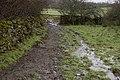 Footpath to Wood farm - geograph.org.uk - 1670821.jpg
