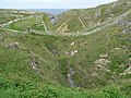 Footpaths above Smoo Cave - geograph.org.uk - 498241.jpg
