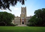 Fordham University's Keating Hall in the Bronx.
