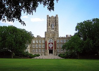 Education in New York City - Fordham University's Keating Hall in the Bronx