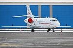 FortAero Baltic, ES-CKH, Dassault Falcon 2000 (40659056543).jpg