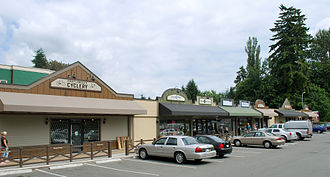 Fort Langley - Heritage style Fort Mall