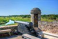 Fort Matanzas Monument Cannon - panoramio.jpg