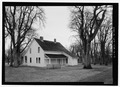 Fort Simcoe, Officer's Quarters, Fort Simcoe Road, White Swan, Yakima County, WA HABS WA-238-A-4.tif