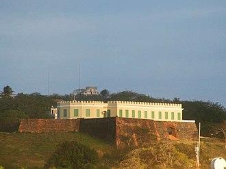 Isabel II barrio-pueblo - El Fortín Conde de Mirasol