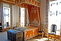 Fortress Lousbourg DSC02447 - Governor's Bedroom (8176632171).jpg