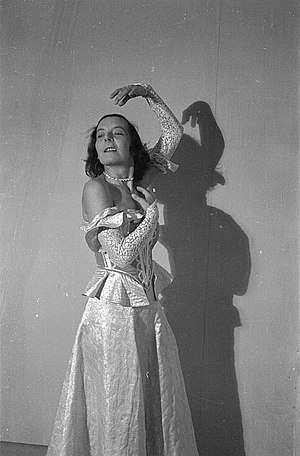 Gret Palucca - Palucca, 1945