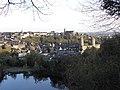 Fougères (35) Haute ville vue du Chemin de Folleville 02.jpg