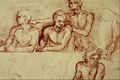 Four Studies of Apostles - Andrea del Sarto.png