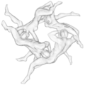Fourgy Sketch B&W.png