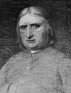 George Fox English Dissenter and founder of the Religious Society of Friends (Quakers)