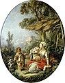 François Boucher - La danse du petit chien (1758).jpg