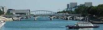 Pont d'Austerlitz - Image: France Paris Pont Austerlitz 01