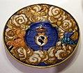 Francesco xanto avelli, piatti con stemma pucci, 1532, 01.jpg