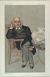 Francis Schnadhorst British politician