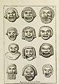Francisci Ficoronii Reg. Lond. Acad. socii dissertatio de larvis scenicis et figuris comicis antiquorum Romanorum, et ex Italica in Latinam linguam versa (1754) (14779870314).jpg