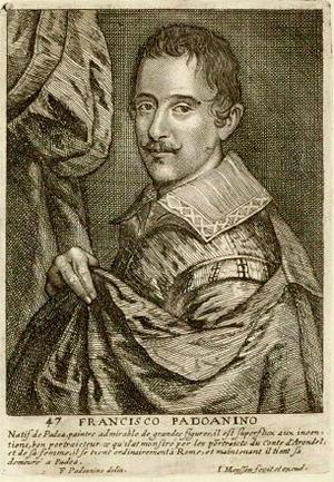Padovanino - Padovanino in Het Gulden Cabinet.