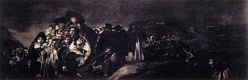 Francisco de Goya y Lucientes - A Pilgrimage to San Isidro - WGA10110