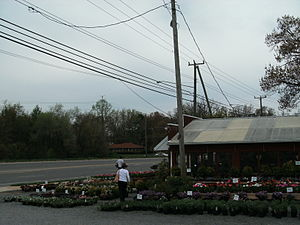 Franconia, Virginia - Nall's Produce in Franconia